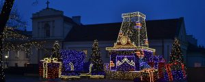 12 Days of Pitching In-Day 7-Energy Saving Christmas Lights